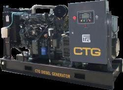 дизельная электростанция ctg ad-275re