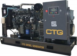 дизельная электростанция ctg ad-42re