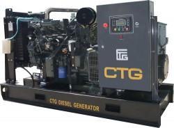 дизельная электростанция ctg ad-55re