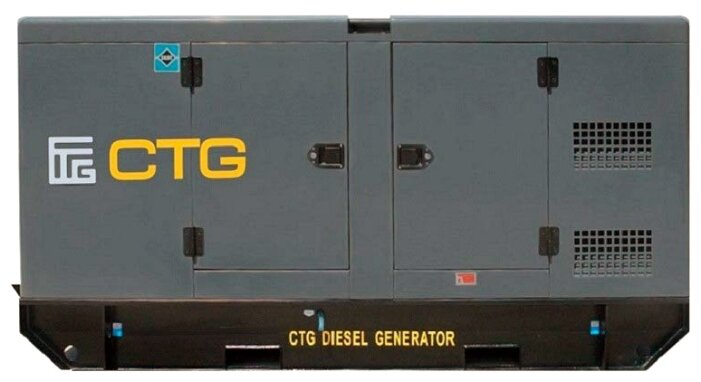 дизельная электростанция ctg ad-83res