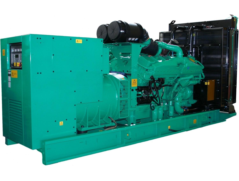 дизельная электростанция cummins c1250d5a
