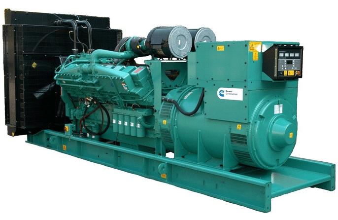 дизельная электростанция cummins c1400d5