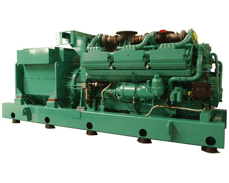 дизельная электростанция cummins c2750d5