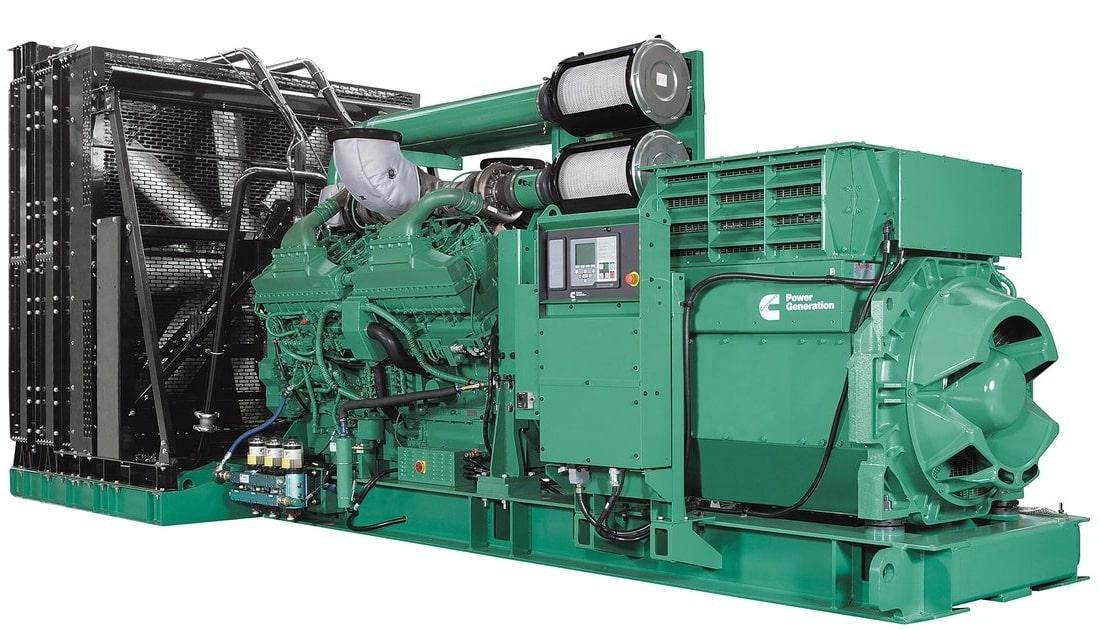 дизельная электростанция cummins c2750d5b