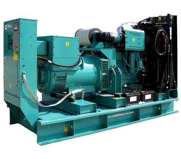 дизельная электростанция cummins c300d5