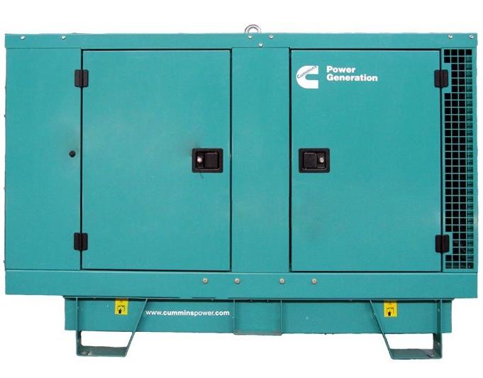 Дизельная электростанция Cummins C33d5