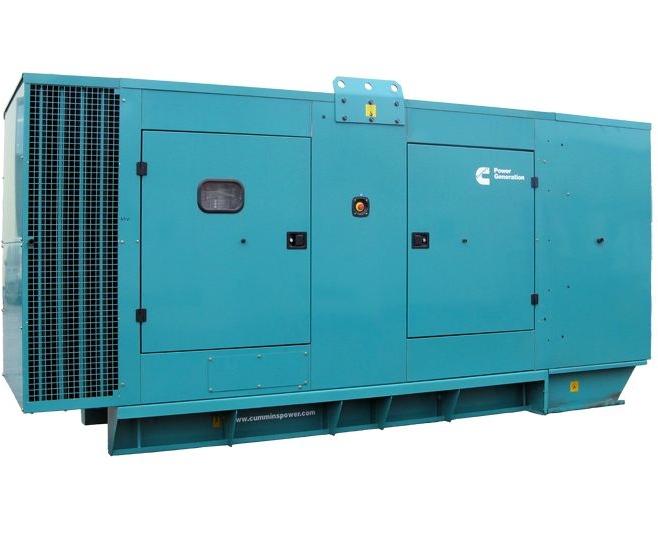 Дизельная электростанция Cummins C400d5