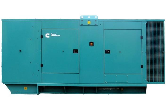 дизельная электростанция cummins c440d5