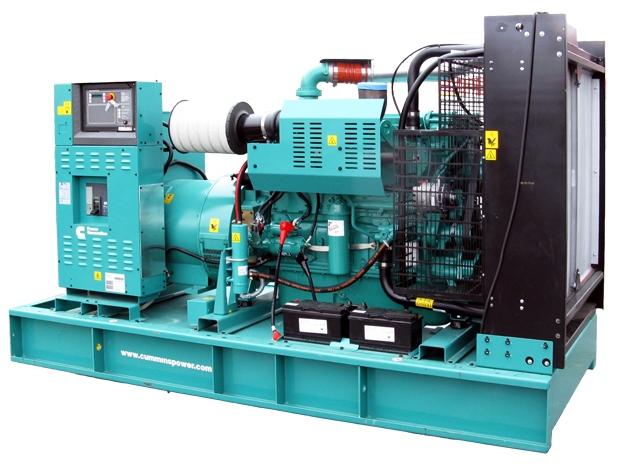 дизельная электростанция cummins c550d5e