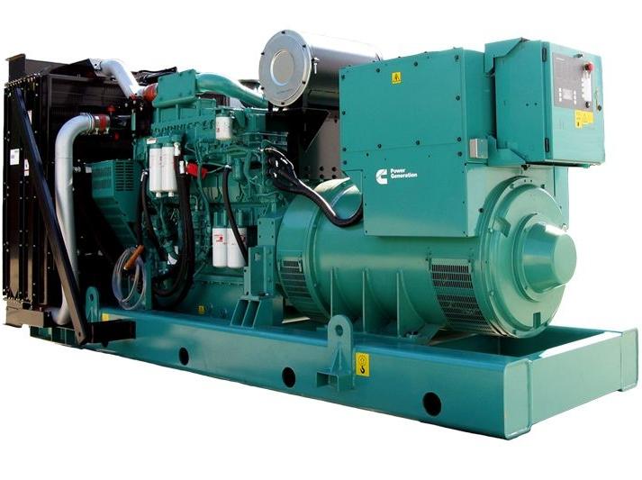 дизельная электростанция cummins c825d5
