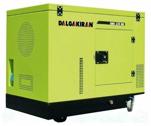 дизельная электростанция dalgakiran dj 180 bw-ec