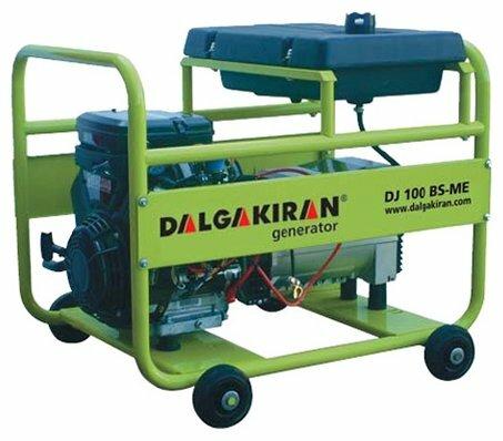 дизельная электростанция dalgakiran dj 190 bw-e