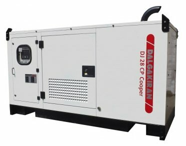 дизельная электростанция dalgakiran dj 22 cp