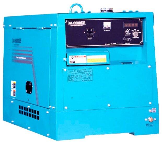 дизельная электростанция denyo da-3000ss