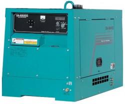 дизельная электростанция denyo da 6000 ss