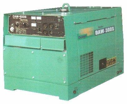 дизельная электростанция denyo daw-500s