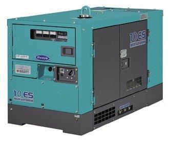 дизельная электростанция denyo dca-10esx