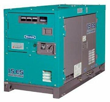 дизельная электростанция denyo dca-15esk