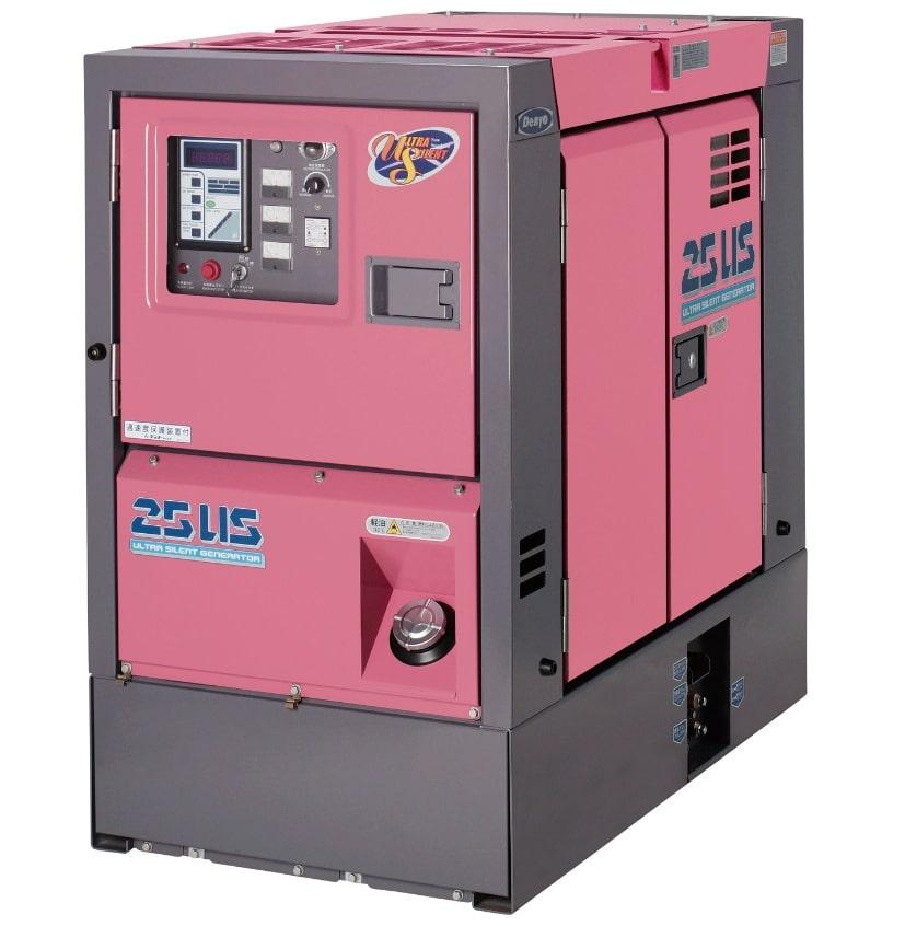дизельная электростанция denyo dca-25usi2