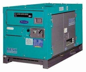 дизельная электростанция denyo dca-6esx2