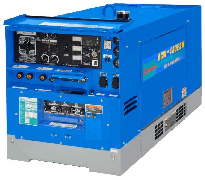 дизельная электростанция denyo dcw-480esw