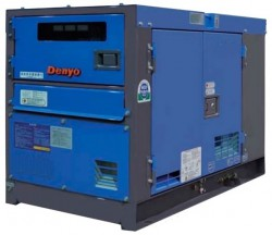 дизельная электростанция denyo tlg-12lsx