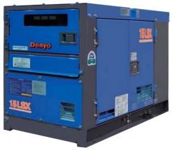 дизельная электростанция denyo tlg-15lsx