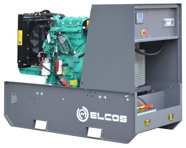 дизельная электростанция elcos ge.cu.030/027.bf