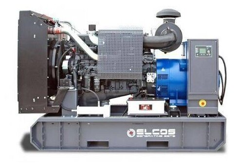 дизельная электростанция elcos ge.dw.300/275.bf
