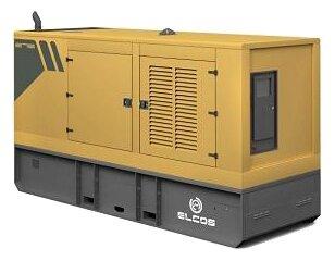 дизельная электростанция elcos ge.dw.300/275.ss