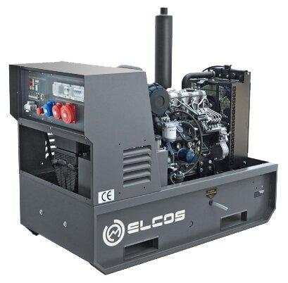 дизельная электростанция elcos ge.lp.017/015.bf