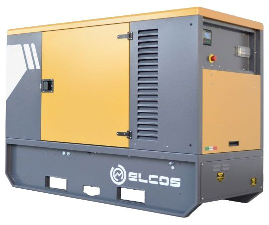 дизельная электростанция elcos ge.pk.011/010.ss