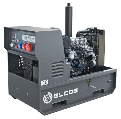 дизельная электростанция elcos ge.pk.016/013.bf