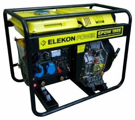 дизельная электростанция elekon power epdw190e