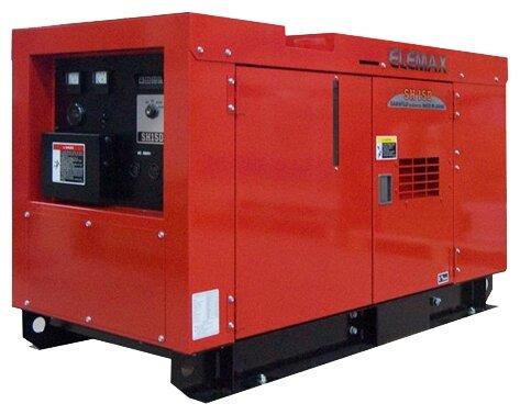 дизельная электростанция elemax sh15d-d