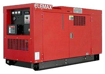 дизельная электростанция elemax sht25d-r