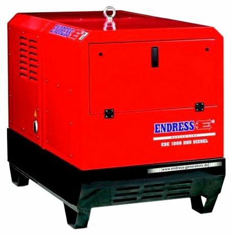 дизельная электростанция endress ese 1008 dhg/a diesel duplex silent