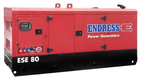 дизельная электростанция endress ese 80 dw/as
