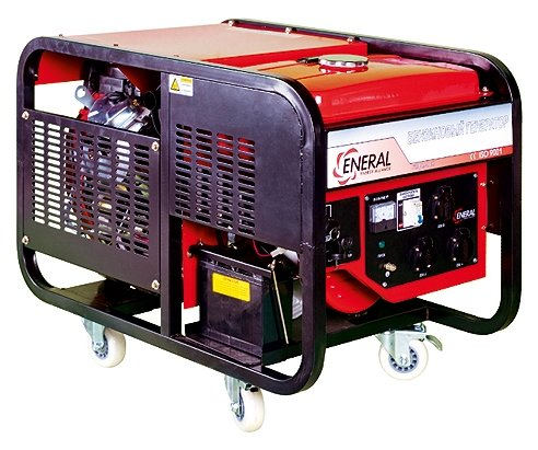 дизельная электростанция eneral гд2ц-10-1сбк