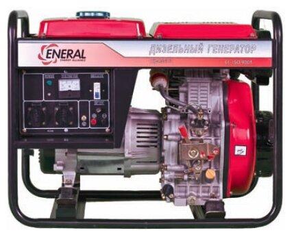 дизельная электростанция eneral гд-4-1