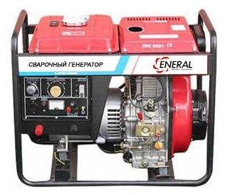 дизельная электростанция eneral гдс-180