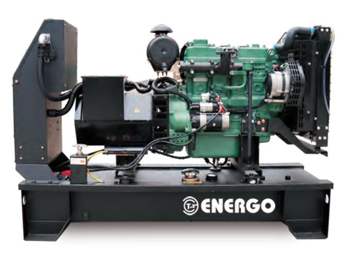 дизельная электростанция energo ad25-230