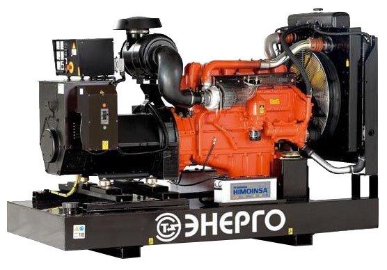 дизельная электростанция energo ed 105/400him