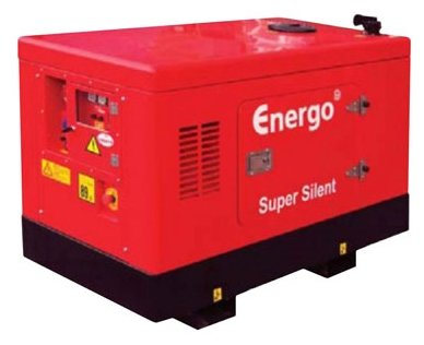 дизельная электростанция energo ed 15/230y-ss-3000
