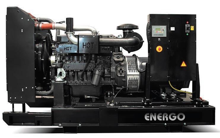 дизельная электростанция energo ed 200/400 iv