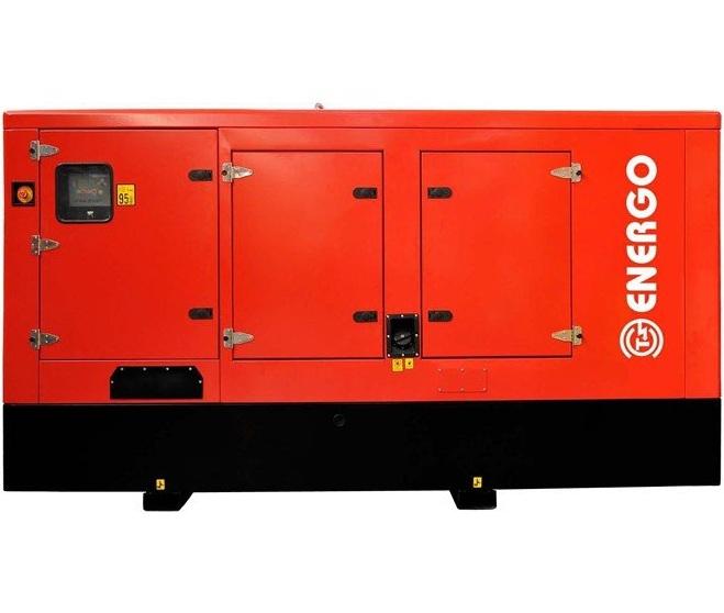 дизельная электростанция energo ed 200/400 iv s