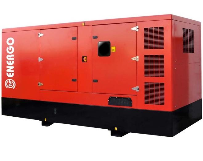 дизельная электростанция energo ed 400/400 sc s