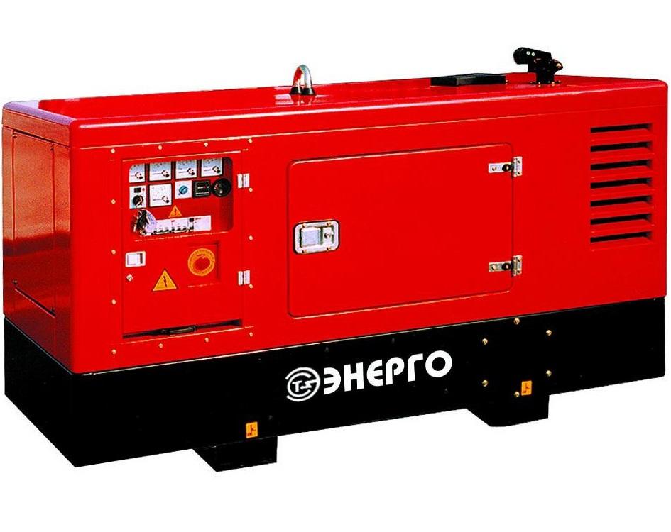 дизельная электростанция energo ed 40/400 y-ss