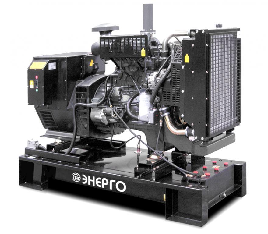 дизельная электростанция energo edf 400/400 sc