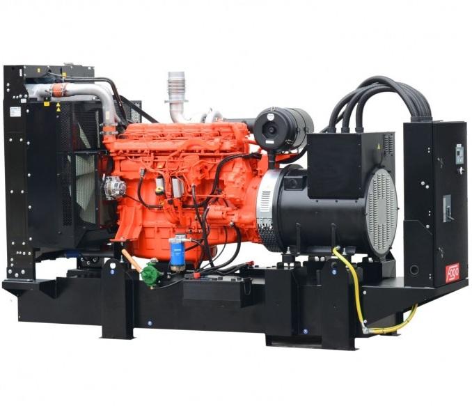 дизельная электростанция energo edf 500/400 sc